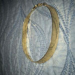 10 Carat Herringbone Bracelet